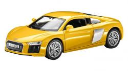 Модель Audi R8 V10 1:38 Vegas Yellow (3201600120). 3201600120
