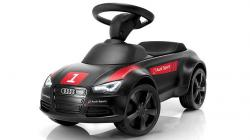 Детский автомобиль Kids Audi Junior quattro motor sport - black (3201401000). 3201401000